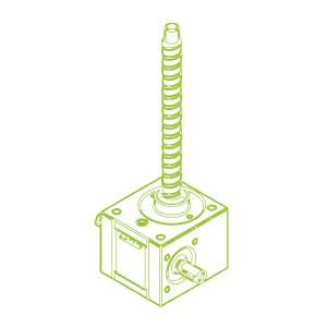 5 kN-16×10-Vis d'entraînement à billes R