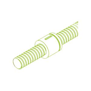 Vis à bille avec écrou cylindrique KGT-Z