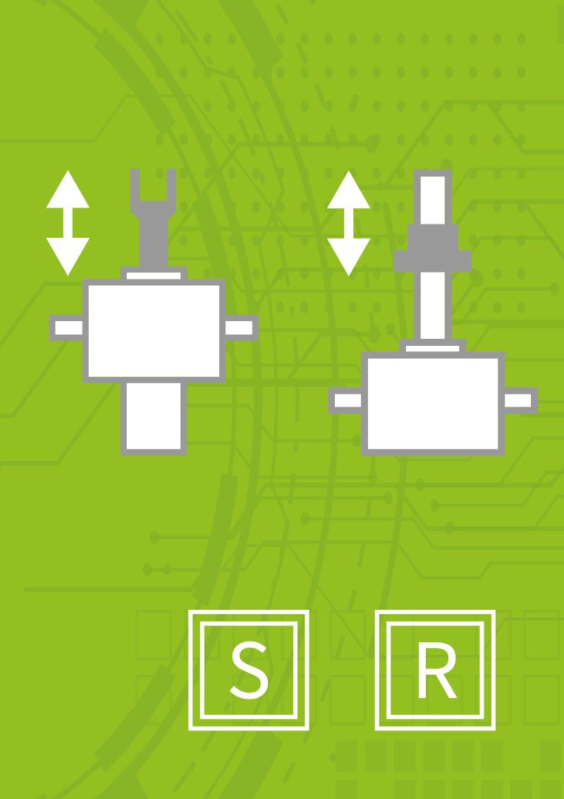 Composants | Série S & R | Français